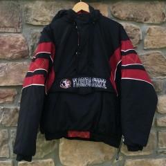 Vintage 90's Florida State Seminoles NCAA Starter Pullover jacket