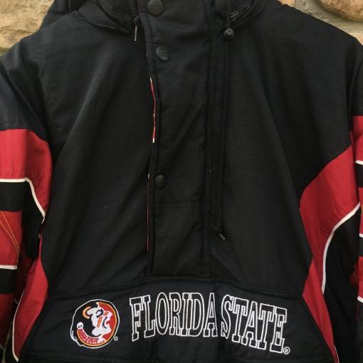 90's Florida State Starter pullover jacket