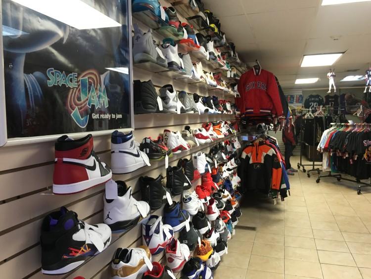 Suplex Shoe Store Philadelphia