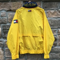 Vintage 90's Tommy Hifiger windbreaker jacket