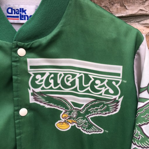vintage Eagles Chalkline fanimation jacket