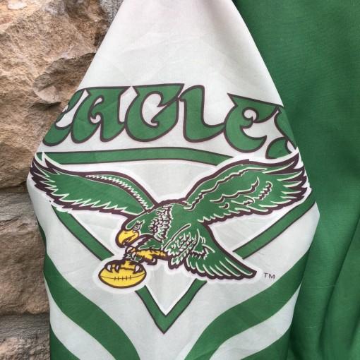 vintage Philadelphia Eagles Chalkline fanimation jacket