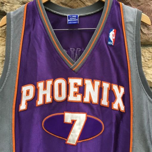 vintage 2000 Authentic Phoenix Suns jersey