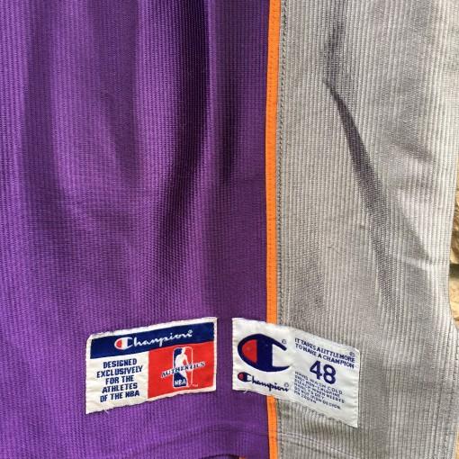 vintage size 48 authentic Phoenix Suns jersey