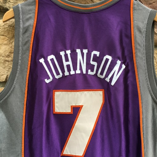 Kevin Johnson Suns authentic jersey
