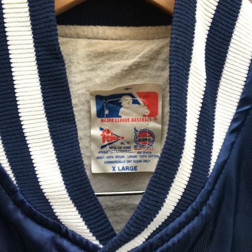 vintage Felco MLB satin jacket