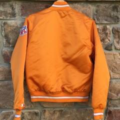 vintage tampa bay nfl starter satin jacket