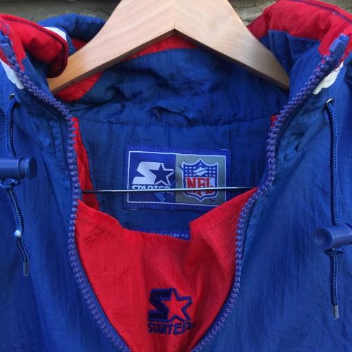 Starter NFL pullover jacket vintage 90's
