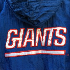 vintage 90's New York Giants Starter NFL jacket