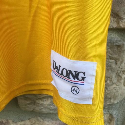vintage Delong NCAA jersey