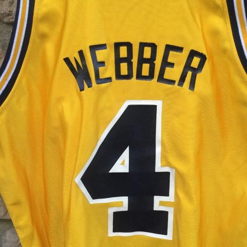 vintage C webb fab 5 jersey