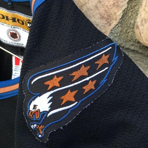 vintage Washington Capitals Eagle jersey