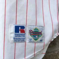 vintage Philadelphia Phillies Russell Diamond collection authentic jersey