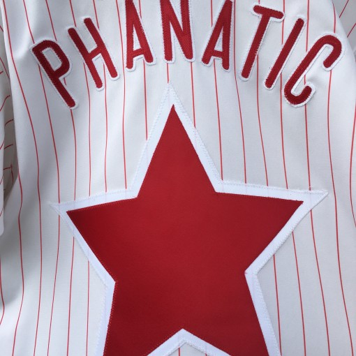 vintage 90's Philadelphia Phillies Phillie Phanatic jersey