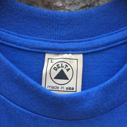 vintage delta 90's NCAA t shirt