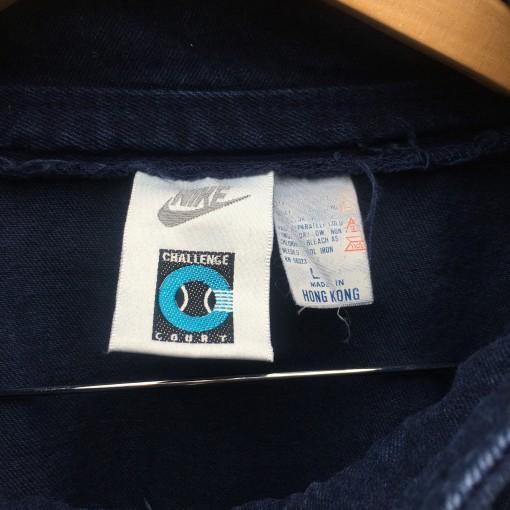 vintage 90's Nike Challenge Court bomber jacket