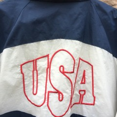 vintage USA olympic jacket