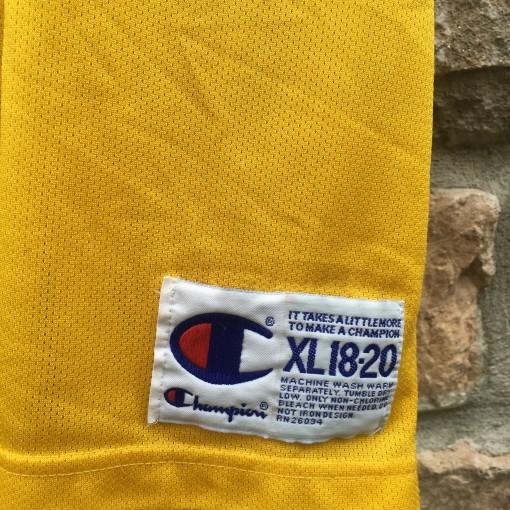 youth xl Shaq champion lakers jersey