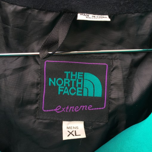 vintage 90's The North Face Extreme jacket