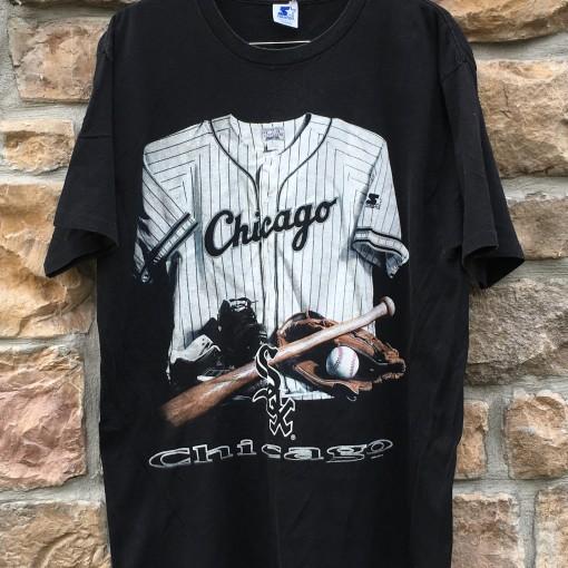 vintage 1996 Chicago White Sox Starter t shirt jersey size large