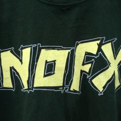 vintage NOFX t shirt