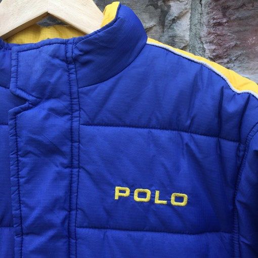 vintage 90's Polo Sport winter jacket size Small