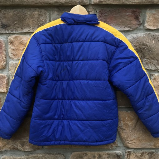 vintage 90's Polo sport puffy jacket size small