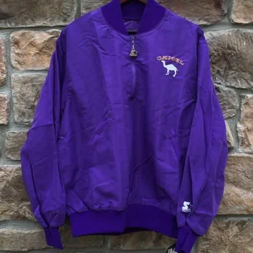 vintage 90's Camel Cigarettes Starter windbreaker jacket