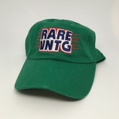 rare vntg dad hat kelly green champion