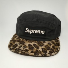 Supreme Leopard Camp cap 5 panel fall winter 2011