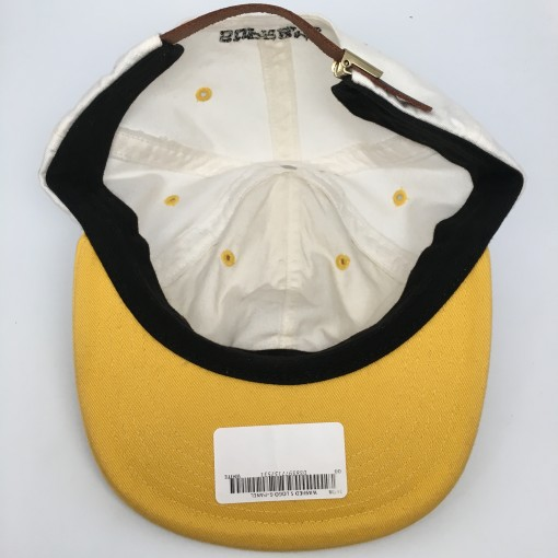supreme 6 panel S logo hat
