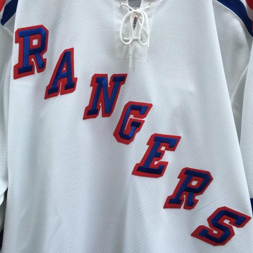 vintage new york rangers ccm NHL jersey