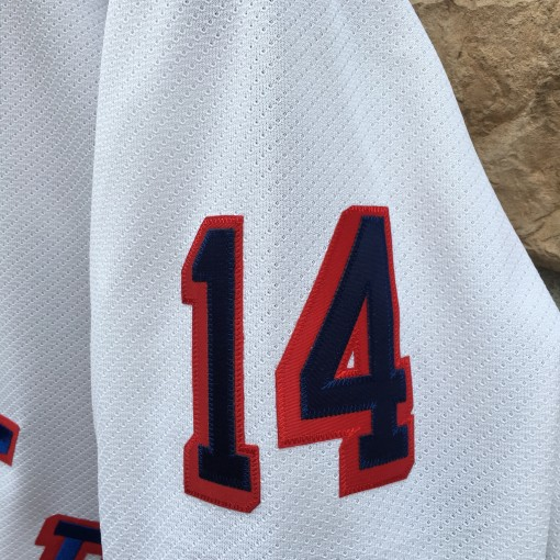 vintage Shanahan New York Rangers CCM jersey