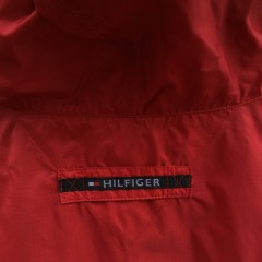 vintage 90's Tommy Hilfiger jacket size large red