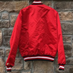 chicago Bulls starter satin jacket