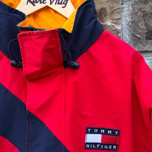 vintage 90's tommy hilfiger jacket size large