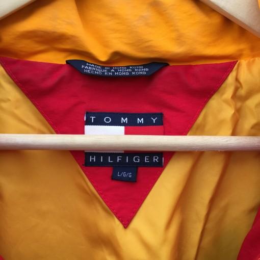 vintage 90's tommy hilfiger jacket