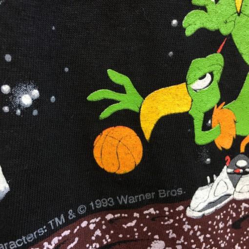 original 1993 Nike Michael Jordan Looney tunes t shirt