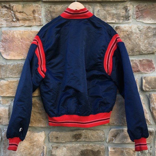vintage indians starter jacket