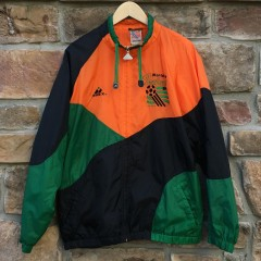 vintage 1994 world cup ireland windbreaker jacket apex