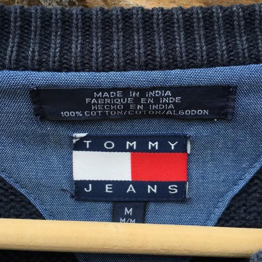 vintage 90's Tommy Hilifger jeans crewneck