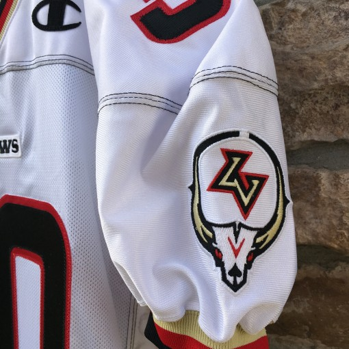 Las Vegas Outlaws He Hate Me XFL jersey for sale