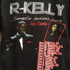 vintage R Kelly Concert t shirt
