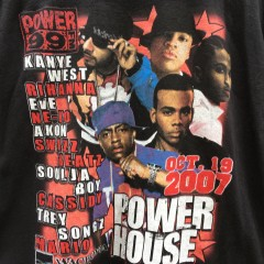 power 99 philly powerhouse t shirt