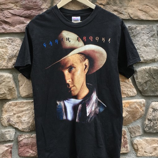 1995 Garth Brooks concert t shirt