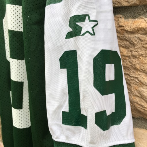 vintage Keyshawn Johnson Starter NFL jersey