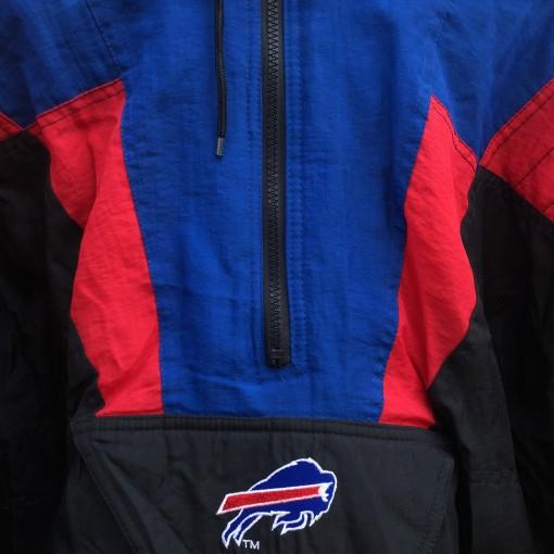 vintage Buffalo Bills Starter Pullover jacket