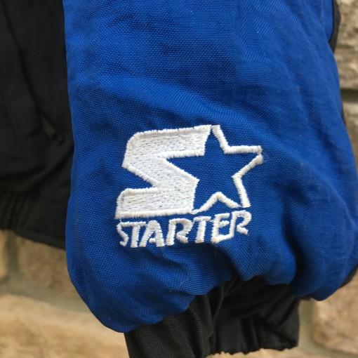 Starter pullover jacket