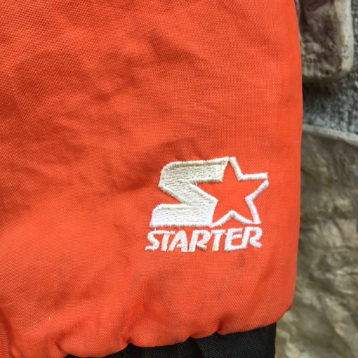 90's Starter pullover jacket
