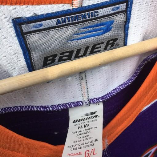 vintage Bauer AHL hockey jersey